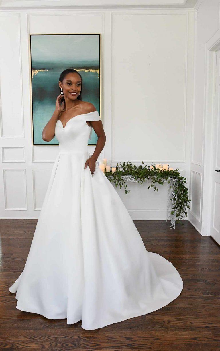 Simple & Classic Wedding Dresses