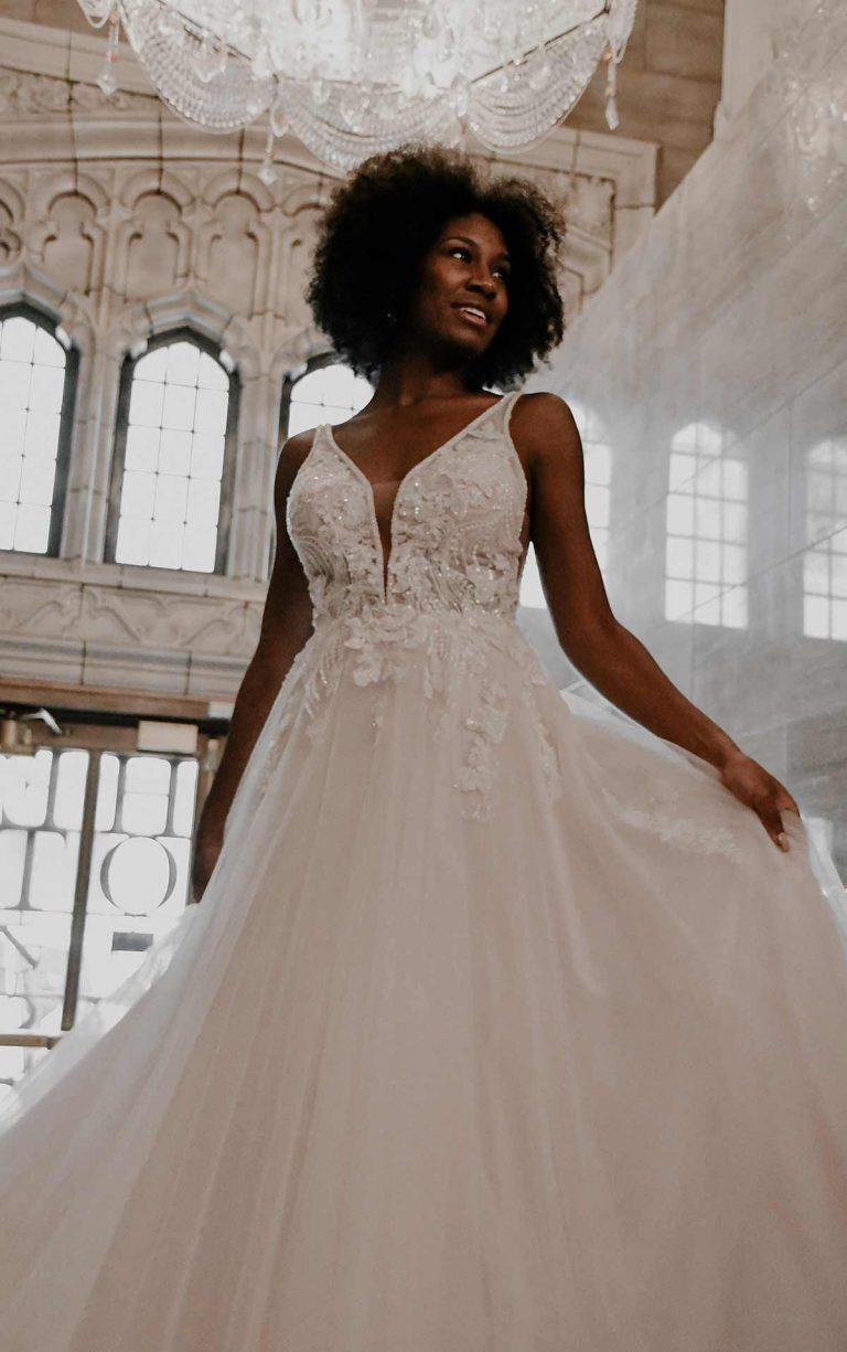 A-line & Ball Gown Wedding Dresses