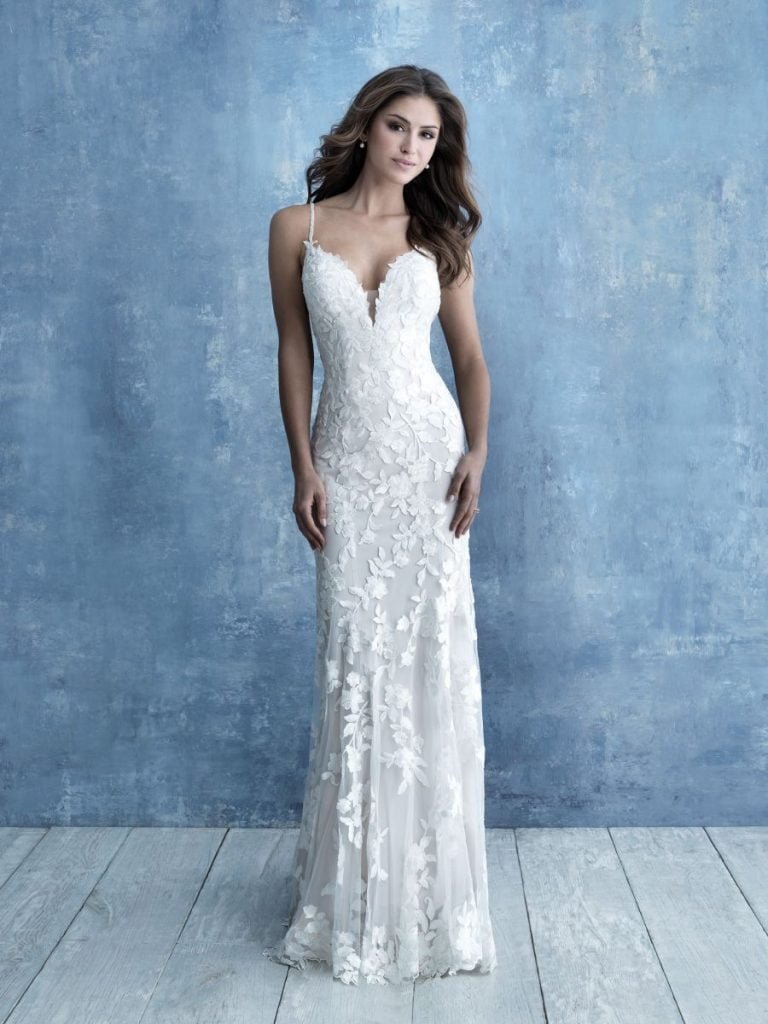 Alfie by Allure  Ivory/sand sz 12 Was £1850 NOW £1000