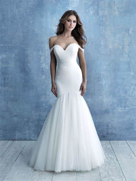 Alfie - 9719 - Allure Bridals Ivory SZ 8 WAS £1550 NOW £750