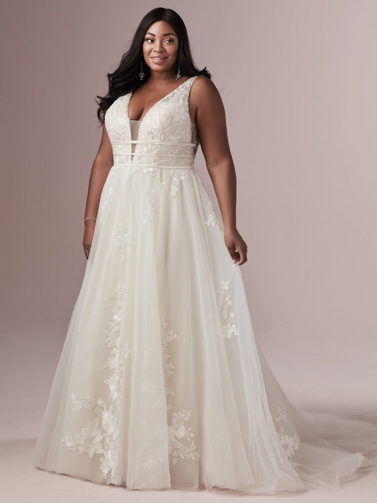 A-line & Ball Gown Wedding Dresses