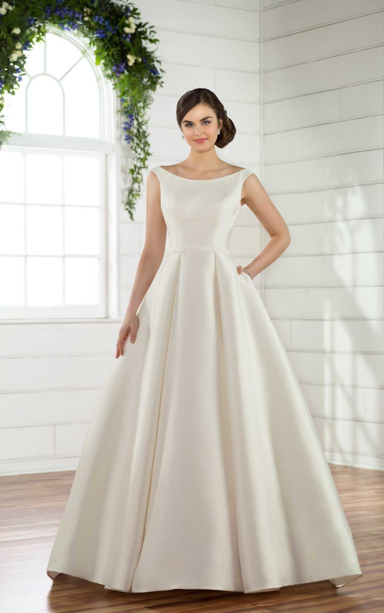 Simple & Classic Wedding Dresses