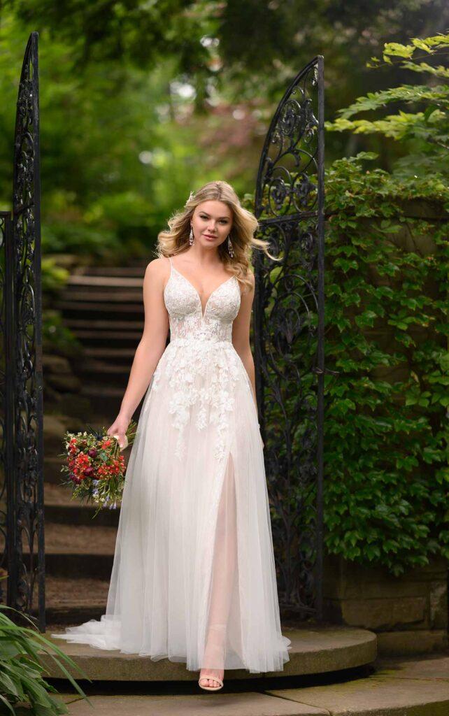 Dream Dresses for Destination Weddings