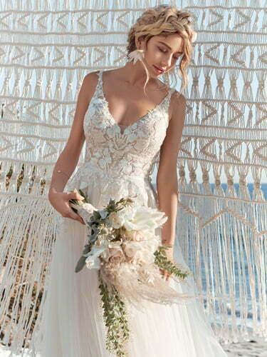 Beach Wedding Styles